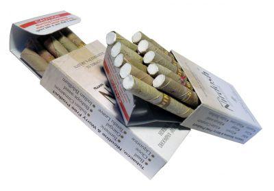 Нирдош - сигареты без табака