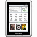 PB701-GW-RU - Электронная книга PocketBook IQ 701, белый